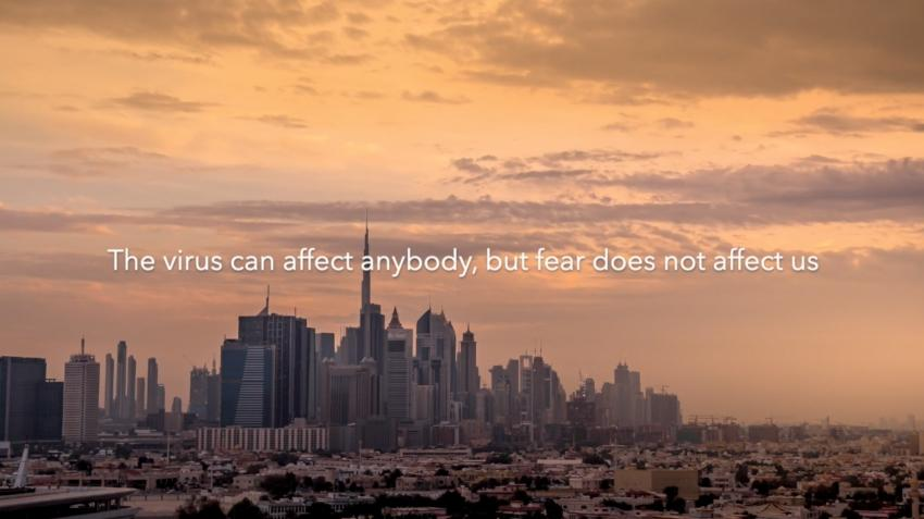 #StaySafe - The virus can affect anybody, but fear should not affect us